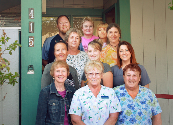 Home Health & Hospice Team