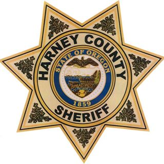 Sheriff's Office | Welcome to Harney County Government's